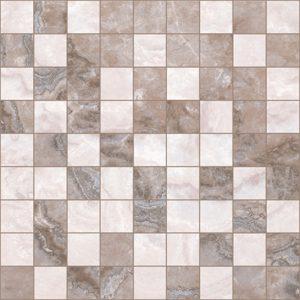 Плитка мозаика Marmo Мозаика 30х30 коричневый+бежевый