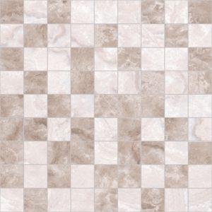 Плитка мозаика Marmo Мозаика 30х30 т.бежевый+бежевый