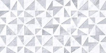 Керамогранит Marmori Декор 3D Каррара Белый K946562LPR 30х60