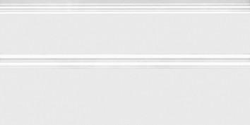 Керамическая плитка Марсо Плинтус белый обрезной FMA020R 30х15