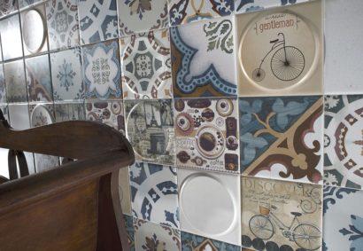 Коллекция плитки Mayolica Ceramica Vintage Mix Испания