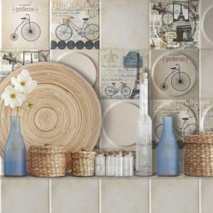 Коллекция плитки Mayolica Ceramica Vintage Paris Испания