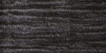 Керамическая плитка Metallica Декор чёрный 25х50