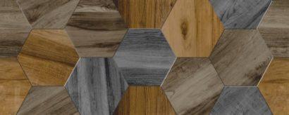Керамическая плитка Миф 1 микс Плитка настенная 20х50