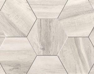 Керамическая плитка Миф 7 Плитка настенная белый 20х50