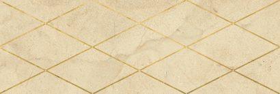 Керамическая плитка Миланезе дизайн Декор Римский крема 1664-0143 20х60