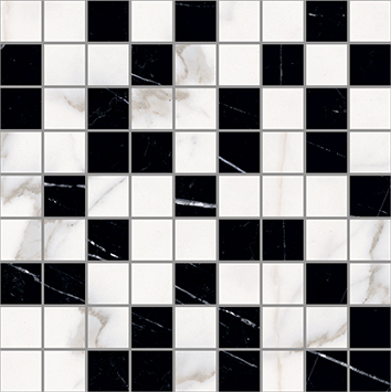 Плитка мозаика Миланезе дизайн Мозаика 1 натуральный 1932-1082 30х30