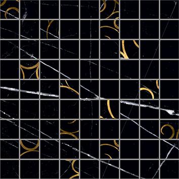 Плитка мозаика Миланезе дизайн Мозаика 6 натуральный 1932-1087 30х30