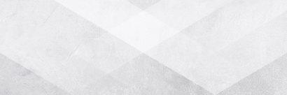 Керамическая плитка Mizar Плитка настенная серый узор 17-00-06-1181 20х60
