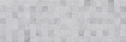 Керамическая плитка Mizar Плитка настенная тёмно-серый мозаика 17-31-06-1182 20х60