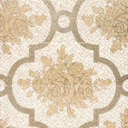 Керамическая плитка Modulo Grandeur Warm Панно (из 3-х пл.) 117302 75х75