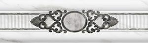 Керамическая плитка Mold Clasico Бордюр 7
