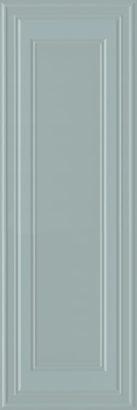 Керамическая плитка Монфорте ментоловый панель обрезной 14006R 40х120
