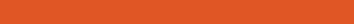 Керамическая плитка Monocolor Бордюр стеклянный Ral 2004 (оранжевый) 30х2