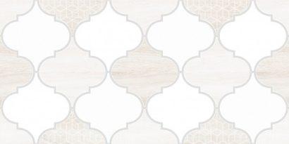 Керамическая плитка Мореска Декор 3 бежевый 1641-8627 20х40