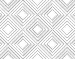 Керамическая плитка Мореска Декор геометрия белый 1641-8631 20х40