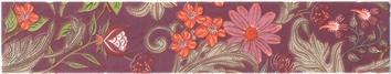 Керамическая плитка Моррис Бордюр BC246 8228 30х5