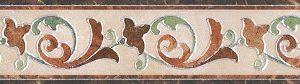 Керамогранит Мраморный дворец Бордюр лаппатированный HGD A202 SG1550L    7