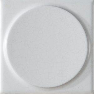 Керамическая плитка Настенная плитка VINTAGE Blanco Moon 20x20