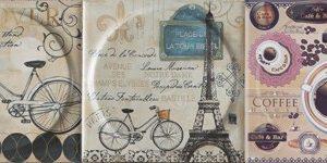 Керамическая плитка Настенная плитка VINTAGE Paris Moon 20x20