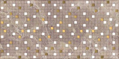 Керамическая плитка Nemo Helias Декор коричневый 08-03-15-1362 20х40