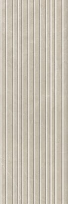 Керамическая плитка Низида Плитка настенная беж структура 12097R N 25х75