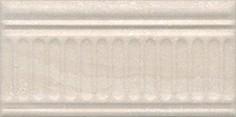 Керамическая плитка Олимпия Бордюр беж 19047 3F 9