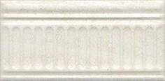 Керамическая плитка Олимпия Бордюр беж светлый 19046 3F 9