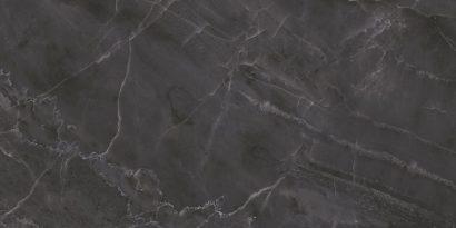 Керамическая плитка Olimpus Плитка настенная чёрный 34030 25х50