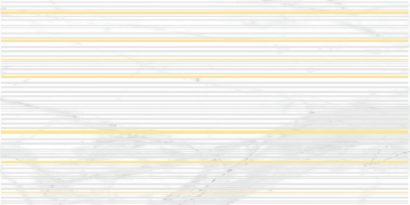 Керамическая плитка Olimpus Race Декор белый 25х50