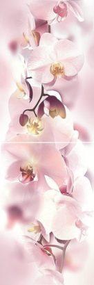 Керамическая плитка Orchid Панно P2D135 20х60 (из 2-х пл.)
