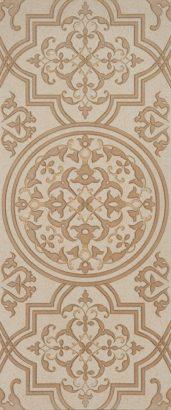 Керамическая плитка Orion beige Декор 01 25х60