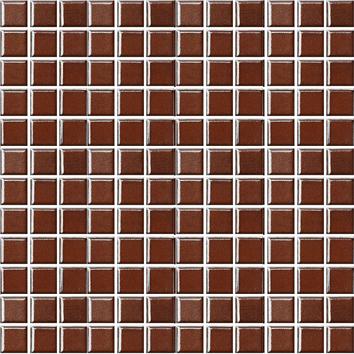 Плитка мозаика Palette braz-zlota коричнево-золотая Мозаика (O-PAL-MOA431) 30x30