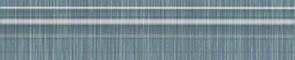 Керамическая плитка Пальмовый лес Бордюр Багет синий BLE012 25x5