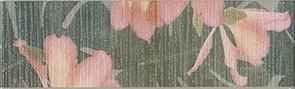 Керамическая плитка Пальмовый лес Бордюр HGD A363 6000 25x7