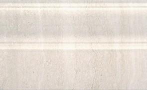 Керамическая плитка Пантеон Плинтус беж светлый FMB008 25х15