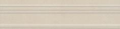Керамическая плитка Параллель Бордюр Багет беж светлый BLB034 20x5