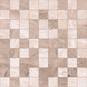 Плитка мозаика Pegas Мозаика 30х30 коричневый+бежевый