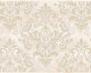 Керамическая плитка Петра Арабеска Декор бежевый 17-03-11-661 20х60