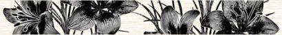 Керамическая плитка Piano черн. 56-03-04-081   86-02-04-81  Бордюр 40х5