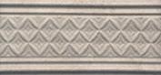 Керамическая плитка Пикарди Бордюр структура беж LAA002 15х6