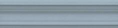 Керамическая плитка Планте Бордюр Багет лазурный BLB024 5х20