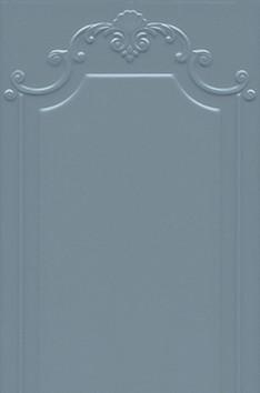 Керамическая плитка Планте Плитка настенная лазурный тёмный панель 8297 20х30