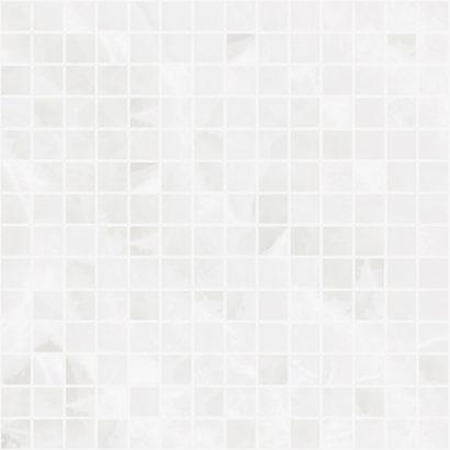 Керамическая плитка Plazma Мозаика белый 30х30