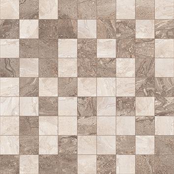 Плитка мозаика Polaris Мозаика т.серый+серый 30х30