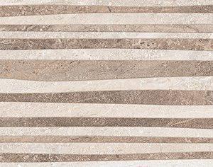 Керамическая плитка Polaris Плитка настенная серый рельеф 17-10-06-493 20х60