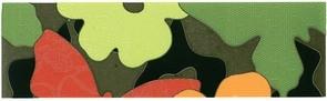 Керамическая плитка Понда Бордюр SS A114 6000 25х7
