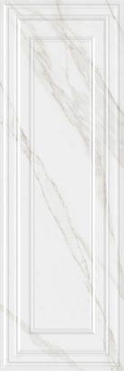 Керамическая плитка Прадо белый панель обрезной 14002R 40х120