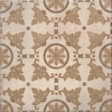 Керамическая плитка Принстаун Декор напольный светлый STG A286 3423 30