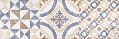 Керамическая плитка Pub Плитка настенная белый узор 17-00-01-1196 20х60